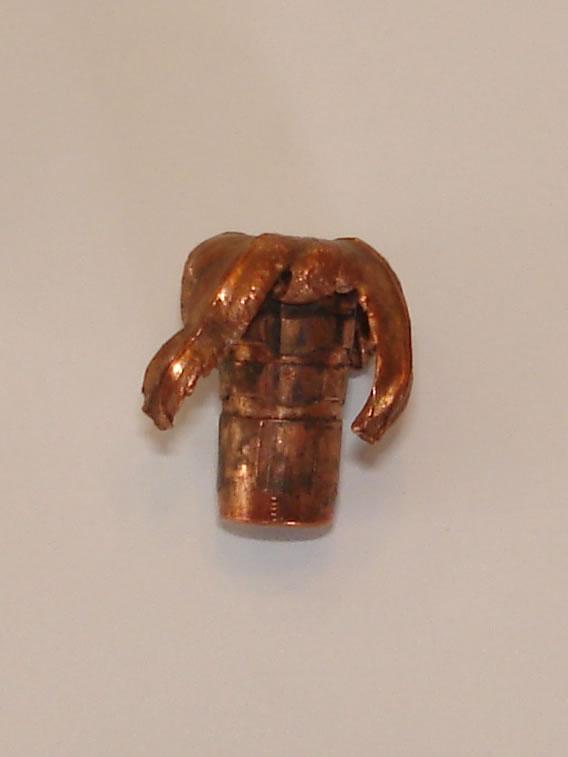 Recovered Barnes Triple Shock Bullets in Elk from 243 WSSM ...