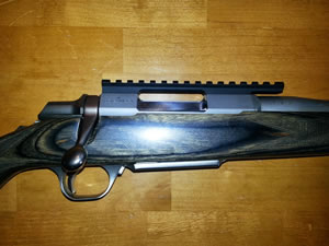 EGW 20 MOA Picatinny Rail Browning A-Bolt Varmint Stainless