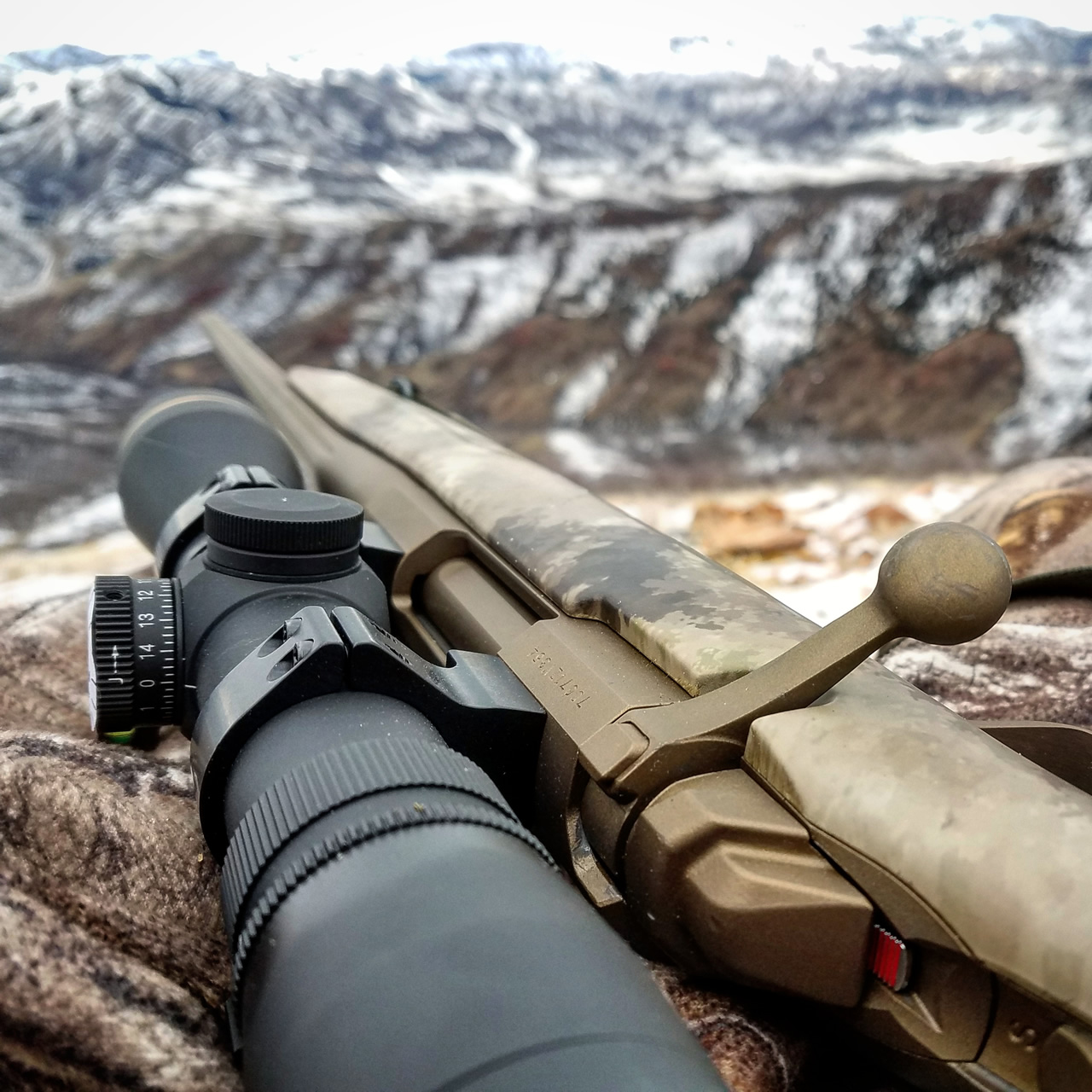 Lightweight Hunting Rifle - X-Bolt Hell's Canyon Speed 300 WSM